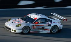 Porsche works drivers Richard Lietz (Austria), Nick Tandy (Great Britain) and Patrick Pilet (France) won the GTLM class at the Rolex 24 Hours of Daytona 2014