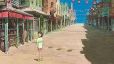 Disney Company Hayao Miyazaki Ogino Chihiro Spirited Away Studio Ghibli wallpaper ( / Wallbase. Spirited Away Movie, Spirited Away Anime, Studio Ghibli Spirited Away, Hayao Miyazaki, Spirited Away Wallpaper, Studio Ghibli Background, Chihiro Y Haku, First Day Of Summer, Ghibli Movies
