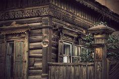 Деревянное зодчество Сибири (Siberian Wooden Architecture)