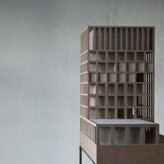 mar plus ask - Transformation Berlin Collaboration Victor Boye Julebaek Maquette Architecture, Architecture Model Making, Architecture Art Design, Pavilion Architecture, Architecture Graphics, Sustainable Architecture, Residential Architecture, Contemporary Architecture, Arch Model