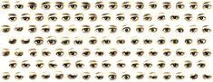 Eyecode - Interactive Art by Golan Levin and Collaborators