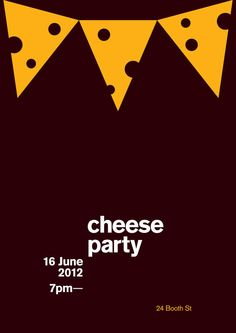 Creative Review - Cheese Party