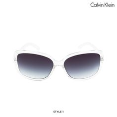Calvin Klein Women's or Unisex Designer Sunglasses - Assorted Styles at 59% Savings off Retail!