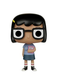 BOB'S BURGERS Funko Pop! Animation: Tina Belcher Figure