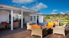 Guanahani & Spa - 5-star hotels St Barts A charming oasis of luxury and elegance located on the north east side of St. Barthélemy, nestled at the end of Grand Cul de Sac Bay overlooking Marigot Bay, facing the north east on the Atlantic Ocean side. The St Barts hotel Guanahani is set on its own 16 acres private peninsula in the heart of a tropical garden, where you will find serenity, intimacy and exquisite delight....