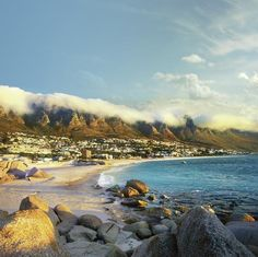 Cape Town, South Africa - I was this close to going there...