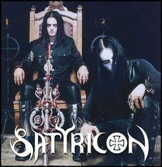 Satyricon kommer til Slottsfjell 2014! Les mer på www.slottsfjell.no #Satyricon #Slottsfjell