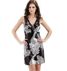 ERAEYE Sexy Women Nightwear Temptation Imitation Silk Satin Sleepwear  Lingerie Plus Size Nightdress Summer Nightgown Sleepshirts 7b945a90e