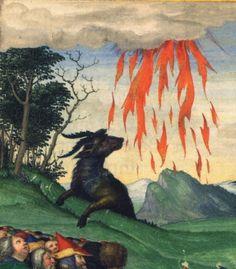 Das Apokalyptische Weib. Matthias Gerung ~ ca.1532 Bayerische S