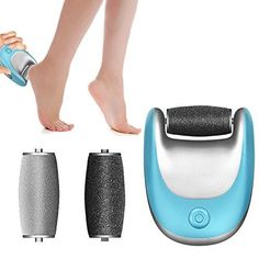 Best Electric Foot File SUPRENT by Rechargeable Electric Pedicure and Foot Skin Grinder, Foot Callus Remover with Two Revolving Speeds, Automatic Pedicure Machine for Callus Removing, Pedicure Tools. For product & price info go to:  https://beautyworld.today/products/best-electric-foot-file-suprent-by-rechargeable-electric-pedicure-and-foot-skin-grinder-foot-callus-remover-with-two-revolving-speeds-automatic-pedicure-machine-for-callus-removing-pedicure-tools/