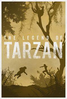 The Legend of Tarzan (2016) 5,5/10