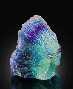 Interesting Fluorite Found in Lungau, Salzburg, Austria Credit: Crystal Serenity / Gemsheal  Amazing Geologist