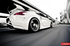 Vossen Wheels on the sexy 370Z
