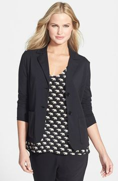 Weekend Max Mara 'Helier' Knit Jacket available at #Nordstrom