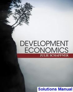 Complete solution manual for understanding financial accounting development economics theory empirical research and policy analysis 1st edition schaffner solutions manual test bank fandeluxe Choice Image