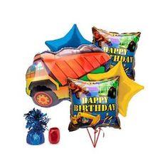 Construction Party Balloon Kit