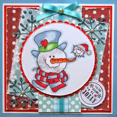 FROSTY FRIENDS http://www.whimsystamps.com/index.php?main_page=product_info&cPath=13_38&products_id=2097&zenid=d27efdcab2880e1b1e52b396f306b215 Card is designed by Michelle http://laughingducks2012.blogspot.co.uk/