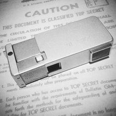 Minolta 16 II Subminiature Camera circa 1965 by RetroCamera, $24.00
