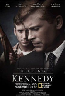Looking forward to Killing Kennedy (TV Movie 2013) filmed in Richmond.