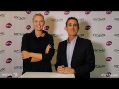 WTA Live All Access Hour presented by Xerox | 2014 Open GDF SUEZ - YouTube