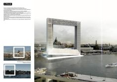 Presidents Medals: Museum Guggenheim Helsinki – The restatement of the monument