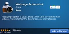 Take Awesome Screenshots Of Web Pages In Chrome