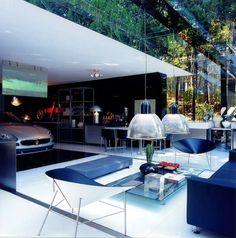 22 Luxurious Garages Perfect for a Supercar - BlazePress #LuxuryGarages