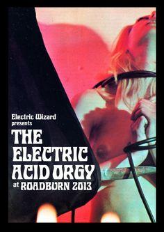 "Electric Wizard ""The Electric Acid Orgy"" - Roadburn 2013"