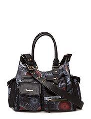 Bols Mc Bee CancÚn (Negro) (454.35 kr) - Desigual Accessories | Boozt.com