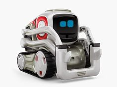 Cozmo Is an Artificially Intelligent Toy Truck That's Also the Future of Robotics | Anki | From WIRED.com