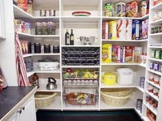 Nice pantry. kitchen-remodel