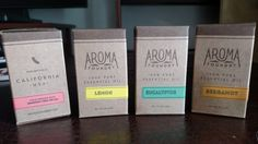 Aroma Foundry essential oils - a gift of nature's essence.  #AromaFoundry