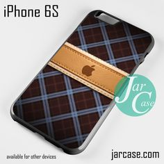 apple dark cross plaid Phone case for iPhone 6/6S/6 Plus/6S plus