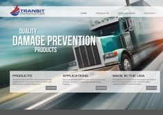 Transit Protection Services- New Website Design from Foremost Media: http://mytransitprotection.com/  - Need a manufacturing website designed for your business?  Contact us today!