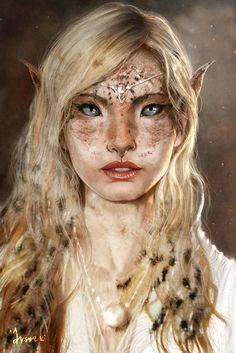 Felis Princess by mansarali