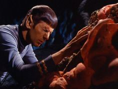 10 Best Moments In STAR TREK History | Taught me more about being a xenophobe and understanding than perhaps anything else.
