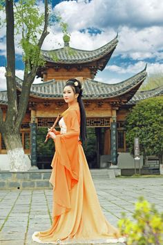 China Fashion, Fashion Art, Asian Woman, Asian Girl, Chinese Picture, Kimono Japan, Beautiful Streets, Hanfu, Asian Style