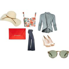 Casual, created by jeannie-russell on Polyvore