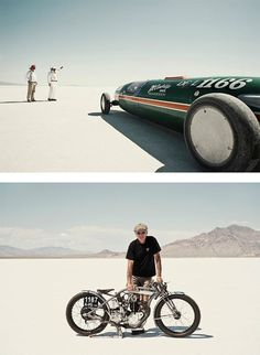 Bonneville SpeedWeek: Photos by Simon Davidson