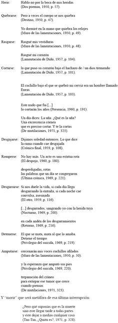 Las narraciones del desastre: anticipaciones de la retórica de la posmodernidad en la poesía de Rosario Castellanos