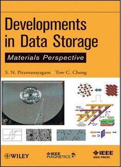 Developments In Data Storage: Materials Perspective PDF