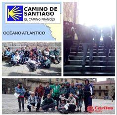 Proyecto de Personas sin Hogar de Cáritas Madrid en el #CaminodeSantiago #ConstruyendoEspaciosdeEsperanza