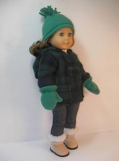 1723  18 Inch Doll Clothes American Girl  Doll von terristouch, $49,95