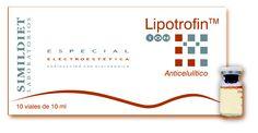 Anticelulítico de uso en mesoterapia virtual
