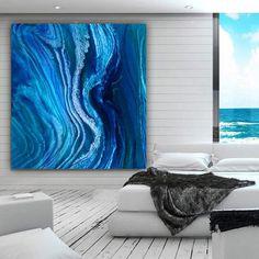 Art & Awareness @martinesart 'Blue Flow' headi...Instagram photo | Websta (Webstagram)