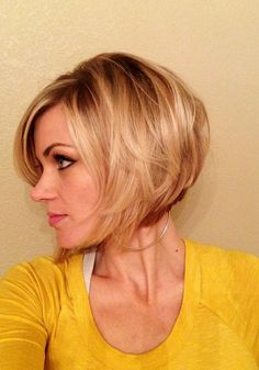 Inverted Bob: Best Short Hairstyles for Women and Girls