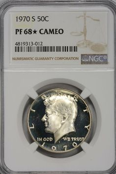 We carry rare and collectible coins and paper money from the US (and from all over the world,) bullion-related gold silver and platinum, as well as jewelry and other collectibles. Our goal is to provide you with a positive buying experience from start to finish! | eBay! Kennedy Half Dollar, X21, In God We Trust, Old Coins, Coin Collecting, All Over The World, Goal, Money, Antique