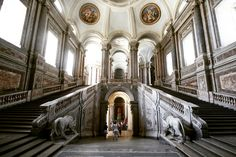 Reggia di Caserta - Palazzo Reale