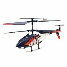 Hammerhead Blade 2.4GHz RC Helicopter 3.5CH w/ Gyro -The Ultimate Compact Hovering Helicopter by HammerHead. $59.95. Complete Omnidirectional Flight Control. True Hover capabilites with Gyroscpic Stabilization. Actual size 7.5 x 1.4 x 3.7 ''. Over 300 ft / 100 meter flight distance / up to 8 minutes of flight time. Stainless steel Metal. **Durable Metal construction **Operates in a 2.4GHz independent radio frequency for reduced interference  ** Fill charge in as little as...
