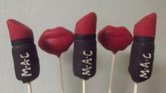 Lipstick Cakepops